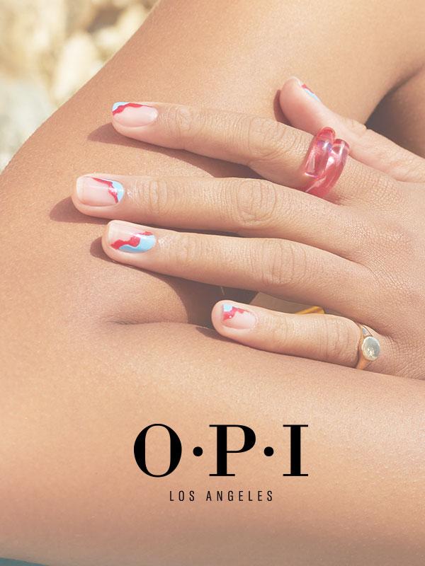 OPI dans votre ColorForever Nail Bar